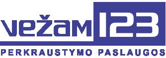 Krovinių pervežimai Vilniuje.